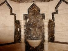 Облицовка стен в хаммаме