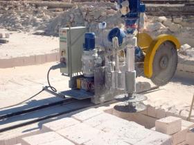 Профессиональные установки для добычи природного камня
